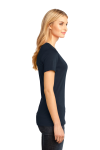 Ladies Perfect Weight V-Neck Tee Left Sleeve